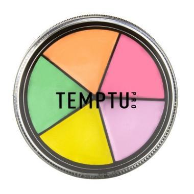 TEMPTU PRO S/B Neutralizer Wheel Палитра кремовых корректоров