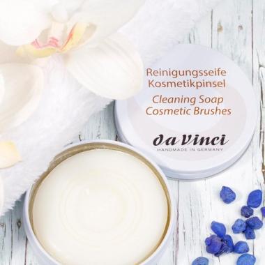 Мыло для кистей  Cleaning Soap Cosmetic Brushes