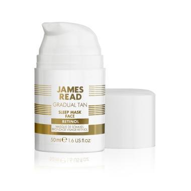 Ночная Маска для Лица James Read Sleep Mask Face Retinol 50 мл