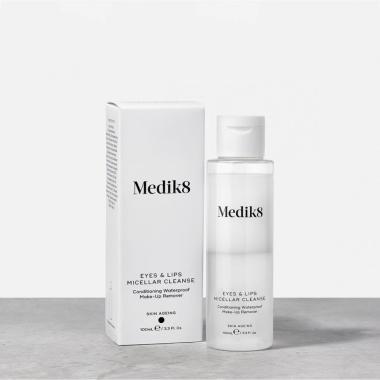 Кондиционер для удаления водостойкого макияжа Eyes & Lips Micellar Cleanse