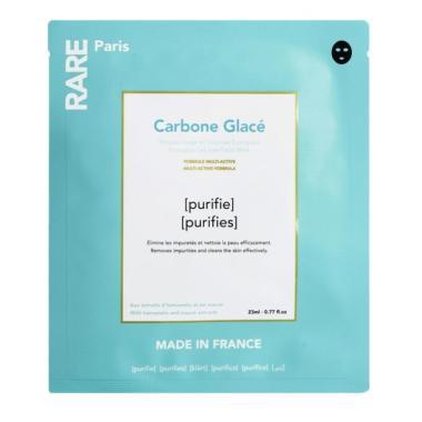 Очищающая тканевая маска для лица Rare Paris — Carbone Glace