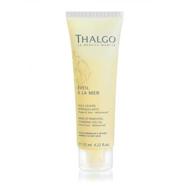 Очищающее гель-масло для макияжа MAKE-UP REMOVING CLEANSING GEL-OIL